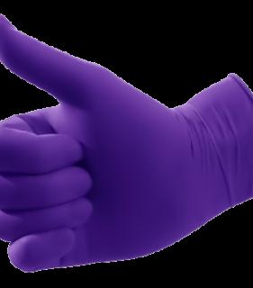 gloves-viola